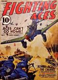 Fighting Aces (1940-1944 Fictioneers) Pulp Vol. 3 #4