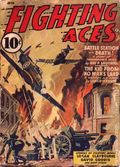 Fighting Aces (1940-1944 Fictioneers) Pulp Vol. 4 #1
