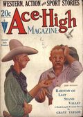 Ace-High Magazine (1921-1935 Readers' Publishing Corp/Clayton/Dell) Pulp Vol. 55 #3