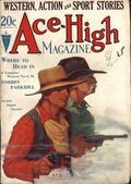 Ace-High Magazine (1921-1935 Readers' Publishing Corp/Clayton/Dell) Pulp Vol. 56 #1