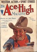 Ace-High Magazine (1921-1935 Readers' Publishing Corp/Clayton/Dell) Pulp Vol. 56 #4