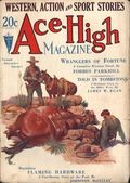 Ace-High Magazine (1921-1935 Readers' Publishing Corp/Clayton/Dell) Pulp Vol. 58 #1