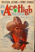 Ace-High Magazine (1921-1935 Readers' Publishing Corp/Clayton/Dell) Pulp Vol. 58 #4