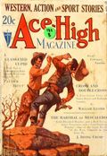 Ace-High Magazine (1921-1935 Readers' Publishing Corp/Clayton/Dell) Pulp Vol. 59 #1
