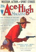 Ace-High Magazine (1921-1935 Readers' Publishing Corp/Clayton/Dell) Pulp Vol. 59 #2