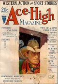Ace-High Magazine (1921-1935 Readers' Publishing Corp/Clayton/Dell) Pulp Vol. 61 #1