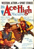 Ace-High Magazine (1921-1935 Readers' Publishing Corp/Clayton/Dell) Pulp Vol. 61 #2