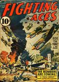 Fighting Aces (1940-1944 Fictioneers) Pulp Vol. 4 #3