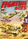 Fighting Aces (1940-1944 Fictioneers) Pulp Vol. 4 #4