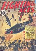 Fighting Aces (1940-1944 Fictioneers) Pulp Vol. 5 #1
