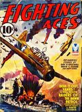 Fighting Aces (1940-1944 Fictioneers) Pulp Vol. 5 #2