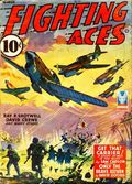 Fighting Aces (1940-1944 Fictioneers) Pulp Vol. 5 #3