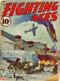 Fighting Aces (1940-1944 Fictioneers) Pulp Vol. 6 #1