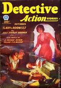 Detective Action Stories (1930-1937 Popular Publications) Pulp Vol. 1 #1