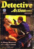 Detective Action Stories (1930-1937 Popular Publications) Pulp Vol. 1 #2