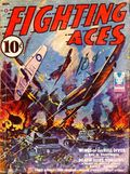 Fighting Aces (1940-1944 Fictioneers) Pulp Vol. 6 #3