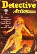 Detective Action Stories (1930-1937 Popular Publications) Pulp Vol. 1 #3