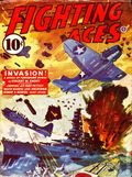 Fighting Aces (1940-1944 Fictioneers) Pulp Vol. 6 #4