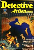 Detective Action Stories (1930-1937 Popular Publications) Pulp Vol. 2 #2