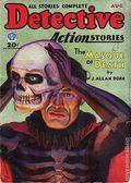 Detective Action Stories (1930-1937 Popular Publications) Pulp Vol. 3 #3