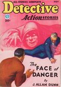 Detective Action Stories (1930-1937 Popular Publications) Pulp Vol. 4 #2