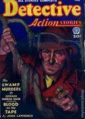 Detective Action Stories (1930-1937 Popular Publications) Pulp Vol. 5 #1