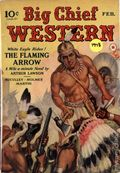 Big Chief Western (1940-1941 Frank A. Munsey) Pulp Vol. 1 #3