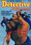 Detective Action Stories (1930-1937 Popular Publications) Pulp Vol. 5 #2