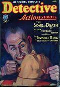 Detective Action Stories (1930-1937 Popular Publications) Pulp Vol. 5 #3