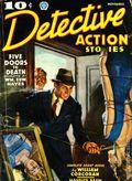 Detective Action Stories (1930-1937 Popular Publications) Pulp Vol. 6 #1