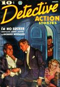 Detective Action Stories (1930-1937 Popular Publications) Pulp Vol. 6 #3