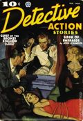 Detective Action Stories (1930-1937 Popular Publications) Pulp Vol. 6 #4