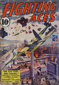 Fighting Aces (1940-1944 Fictioneers) Pulp Vol. 7 #2