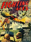 Fighting Aces (1940-1944 Fictioneers) Pulp Vol. 7 #3