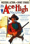 Ace-High Magazine (1921-1935 Readers' Publishing Corp/Clayton/Dell) Pulp Vol. 62 #1