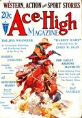 Ace-High Magazine (1921-1935 Readers' Publishing Corp/Clayton/Dell) Pulp Vol. 62 #2