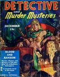 Detective and Murder Mysteries (1936-1938 Harold Hersey) Pulp 1st Series Vol. 1 #10