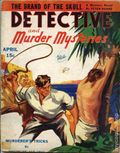 Detective and Murder Mysteries (1936-1938 Harold Hersey) Pulp 1st Series Vol. 2 #2