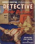 Detective and Murder Mysteries (1936-1938 Harold Hersey) Pulp 1st Series Vol. 2 #3