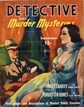 Detective and Murder Mysteries (1936-1938 Harold Hersey) Pulp 1st Series Vol. 2 #5
