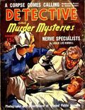 Detective and Murder Mysteries (1936-1938 Harold Hersey) Pulp 1st Series Vol. 2 #6