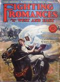 Fighting Romances from West to East (1925-1926 New Metropolitan) Pulp Vol. 1 #4