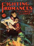 Fighting Romances from West to East (1925-1926 New Metropolitan) Pulp Vol. 2 #1
