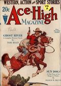Ace-High Magazine (1921-1935 Readers' Publishing Corp/Clayton/Dell) Pulp Vol. 64 #1