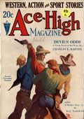 Ace-High Magazine (1921-1935 Readers' Publishing Corp/Clayton/Dell) Pulp Vol. 64 #2