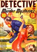 Detective and Murder Mysteries (1939 Ribbon Magazines) Pulp 2nd Series Vol. 1 #1