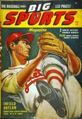 Big Sports Magazine (1948 Exclusive Detective Stories/Atlas News) Pulp Vol. 1 #2