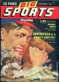 Big Sports Magazine (1948 Exclusive Detective Stories/Atlas News) Pulp Vol. 1 #3