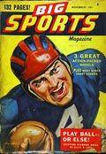 Big Sports Magazine (1948 Exclusive Detective Stories/Atlas News) Pulp Vol. 1 #4