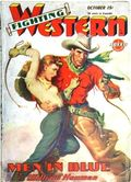 Fighting Western (1945-1950 Trojan Publishing) Pulp Vol. 1 #4